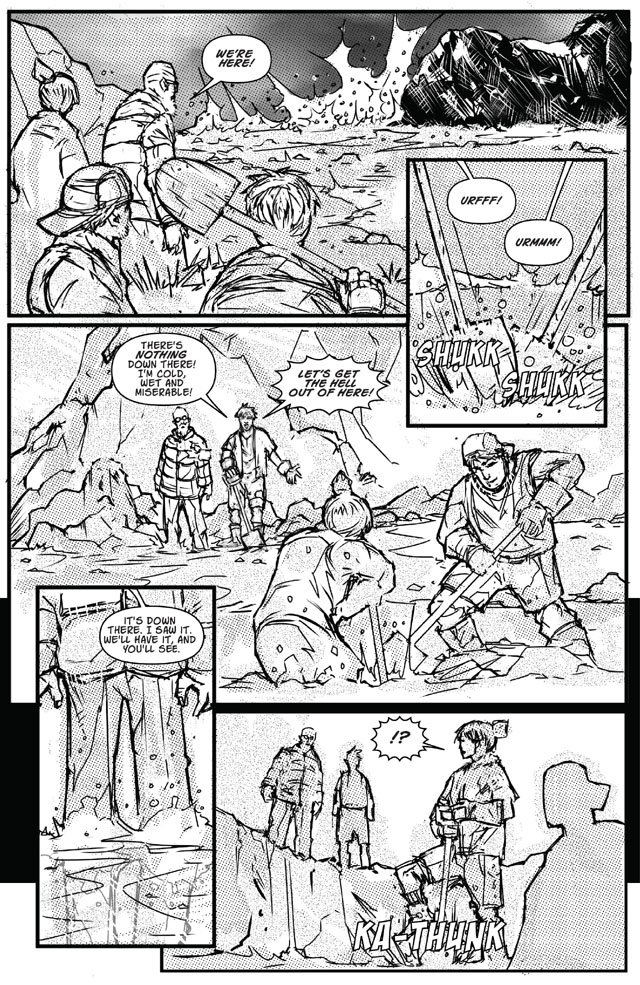 The Dig Page 9